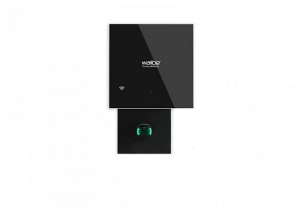 wallbe® LUX smart (Steckdose, Typ-2)