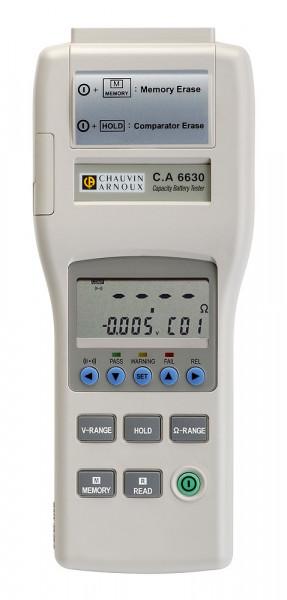 C.A 6630 Akkukapazitätstester
