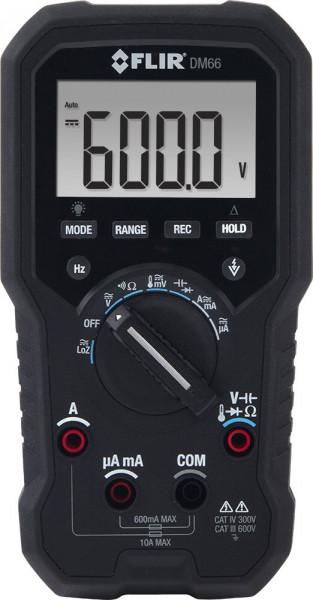 FLIR DM66 TRMS Multimeter mit VFD-Modus