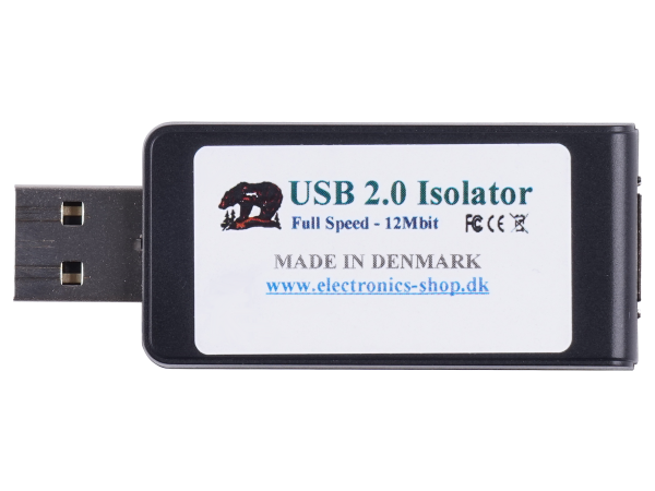 A1521 USB 2.0 Isolator