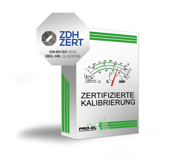 Safetytest 3HD DC (0036170) Kalibrierung