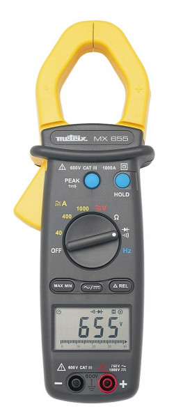 MX 655 Vielfachmesszange