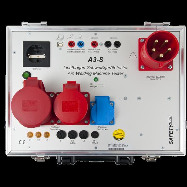 SAFETYTEST A3-S 32A
