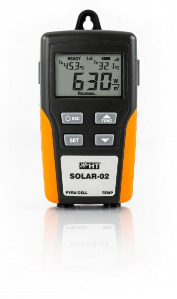 Externer Datenlogger mit Funkmodul Solar-02