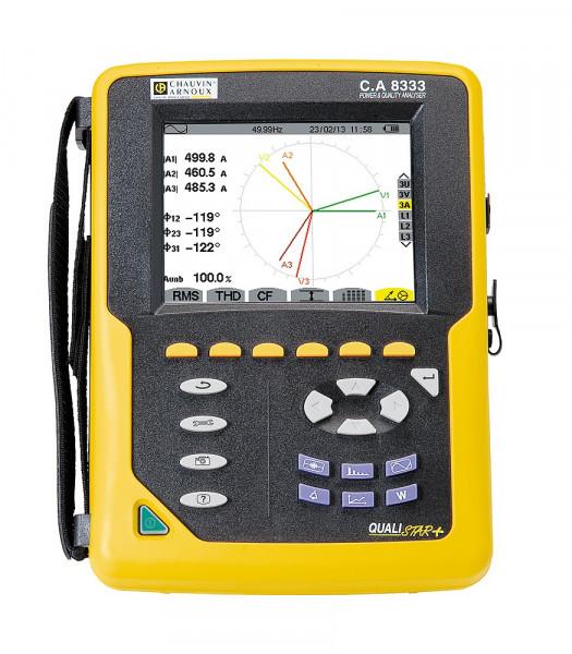 C.A 8333 Leistungs- und Energieanalysator