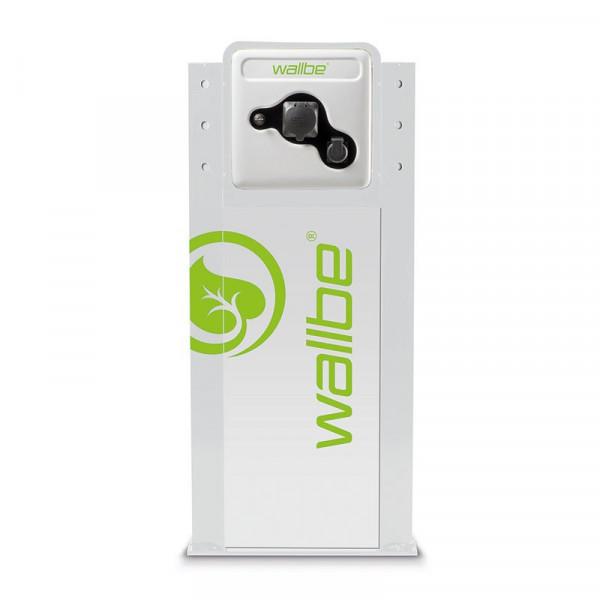 wallbe® Pro Ladesäule 22kW - Online M2M