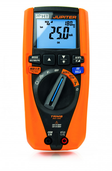 Multimeter & Installationstester Jupiter