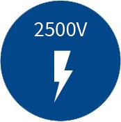 Option 2500V für 3HD
