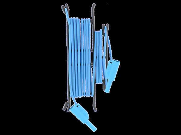 A1526 Prüfleitung, 5m blau