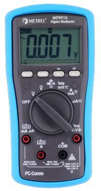 MD9016 Service-Multimeter für elektrische Felder