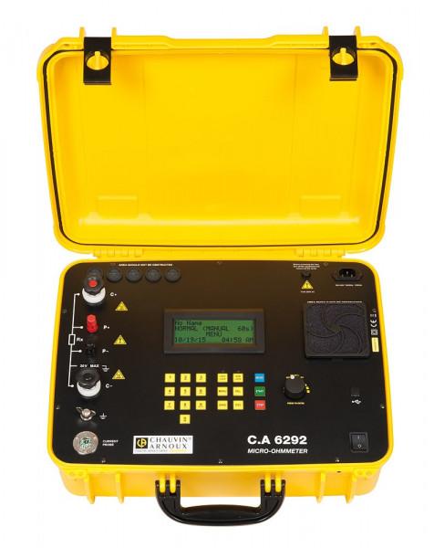 C.A 6292 Micro-Ohmmeter