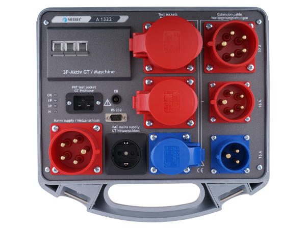 A1322 Active 3-phase Adapter