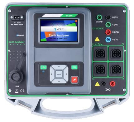 MI3290GX1 Earth Analyser - GX1 Set
