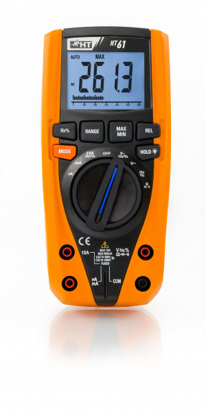 Digitales Multimeter HT61