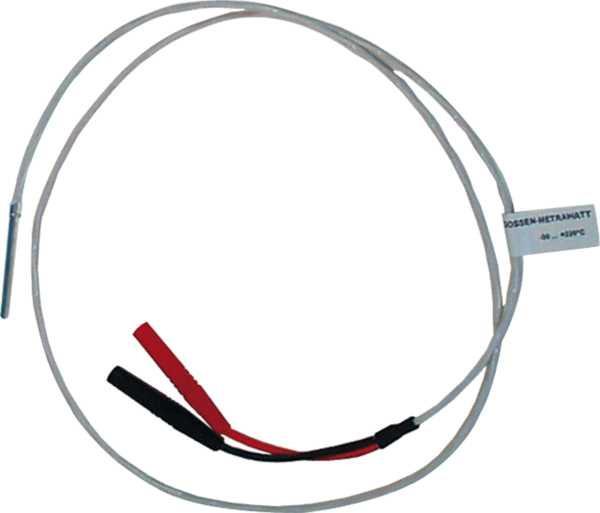 PT1000 Tauchfühler für Messungen in Gasen und Flüssigkeiten