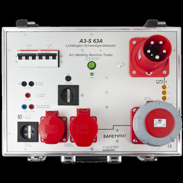 SAFETYTEST A3-S 63A