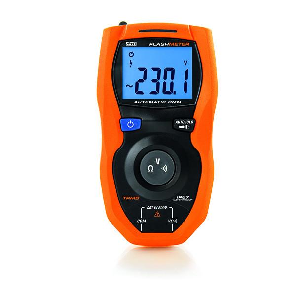 Wasserdichtest Multimeter Flashmeter