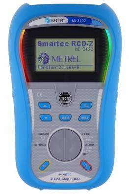 MI3122 SMARTEC Leitungs-/ Schleifenimpedanz/ RCD