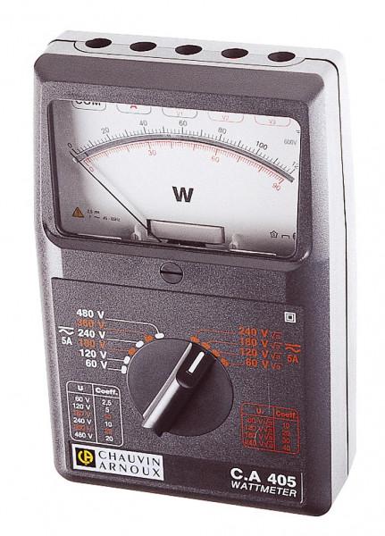 C.A 405 Wattmeter