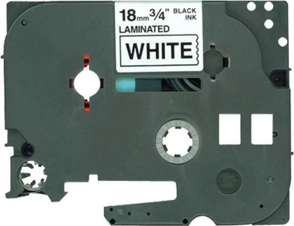 Schriftbandkassettensatz (18 mm) für Barcodedrucker