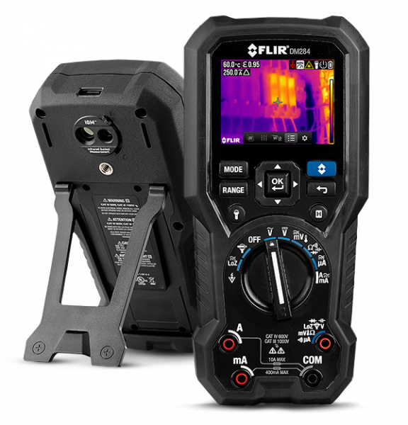 FLIR DM284 Thermografie-Multimeter mit IGM™