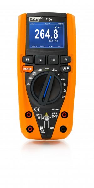 Digitales Multimeter HT64