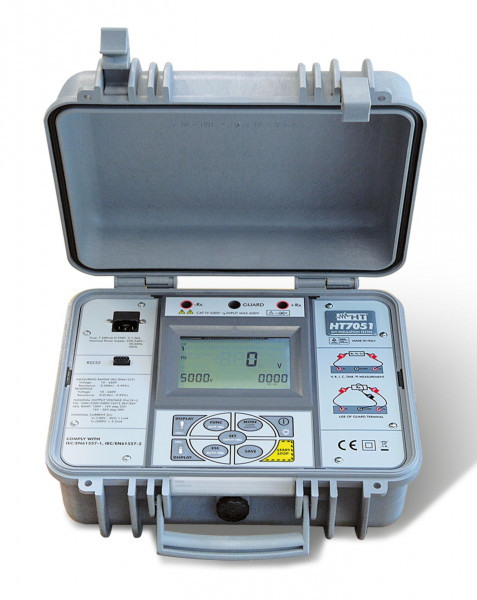 Digitaler Hochspannungsisolationstester HT7051