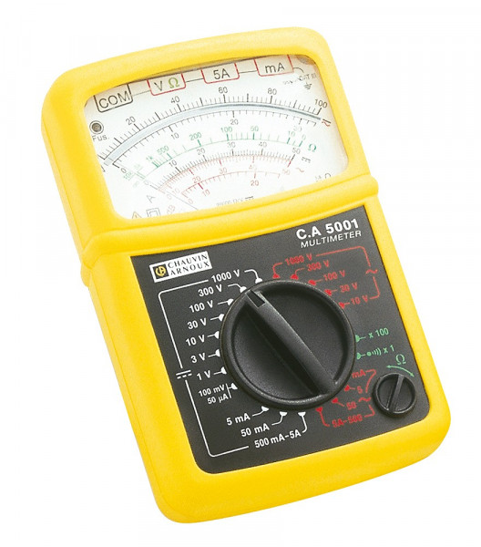C.A 5001 Analog-Multimeter