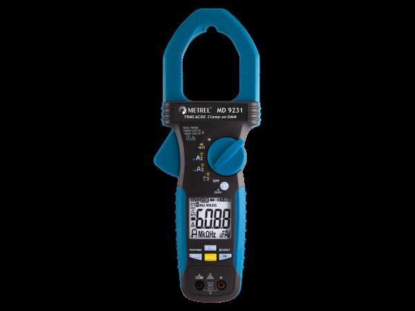MD9231 Digitales Industrie TRMS AC/DC Stromzangen Messgerät