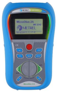 MI3242 MicroOhm 2A