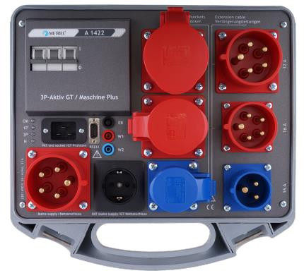 Active 3-phase Adapter Plus