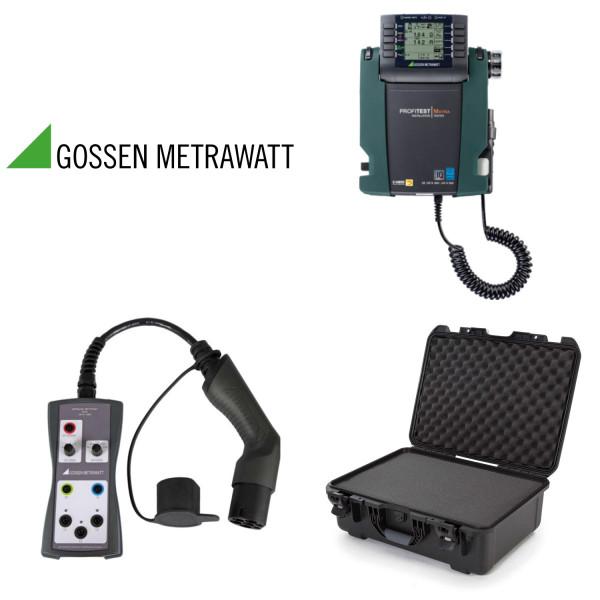 Gossen Metrawatt E-Mobilitätset Advanced