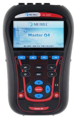 MI2885EU Master Q4 EU mit 4 Flexzangen