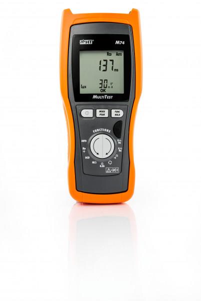Digitales Multimeter M74