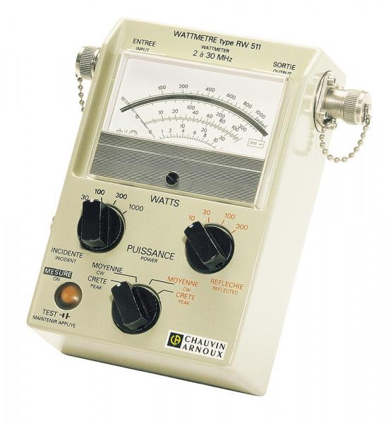 RW 511 Wattmeter