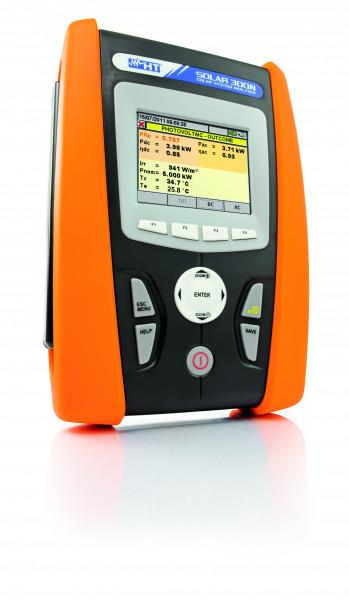 Kontroll und Analysegerät SOLAR 300N