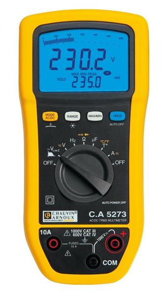 C.A 5273 Digitalmultimeter