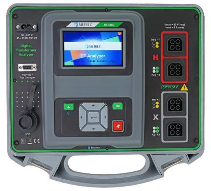 MI3280 Digital Transformer Analyser
