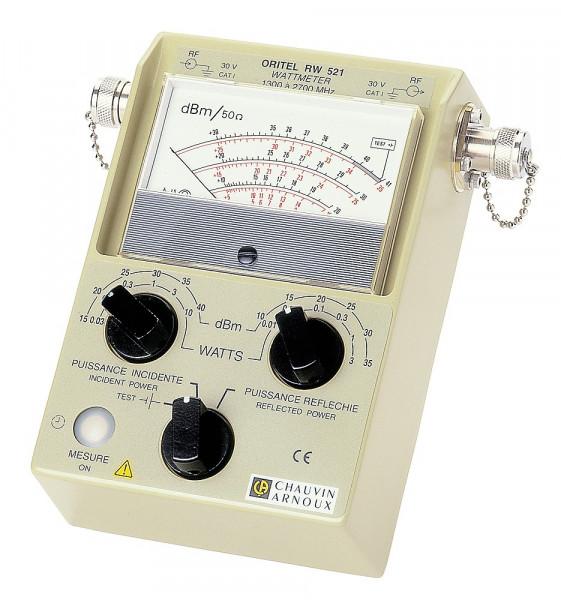 RW 521 Wattmeter