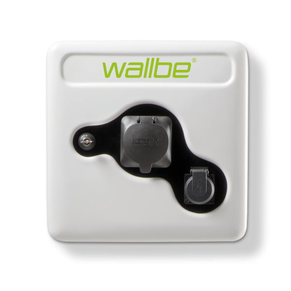 Wallbe Pro 22 kW inkl. großes Service Paket