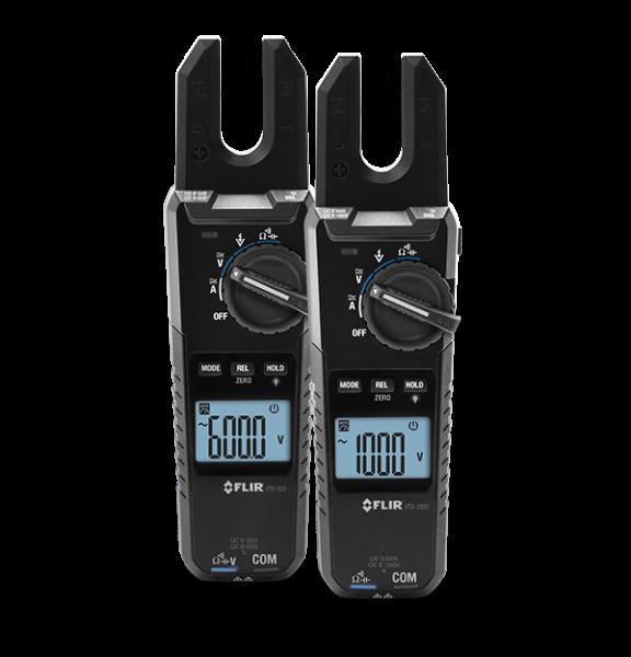 VT8-1000 Spannungs- und Strommessung, Durchgangsprüfung