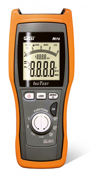 Digitales Multimeter M70