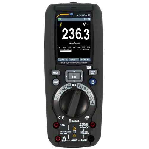 PCE-HDM 20