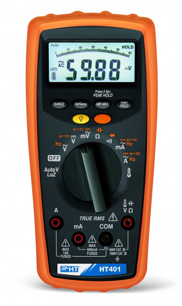 Digitales Multimeter HT401