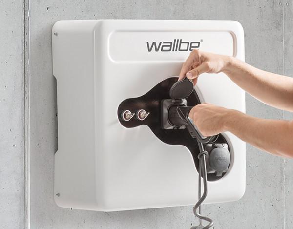 wallbe® Pro Plus 2x22kW - Online M2M
