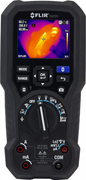 FLIR DM285 Industrielles Wrmebild-Multimeter mit IGM™