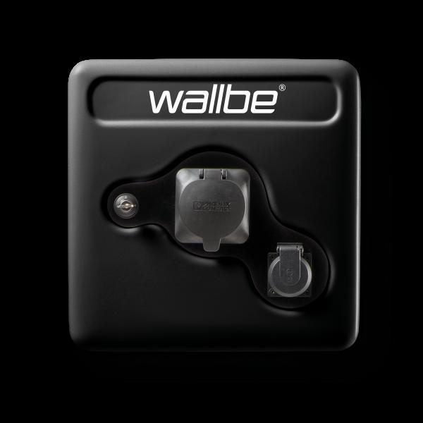 wallbe Pro Wallbox 22kW Online M2M - Eichrechtskonform