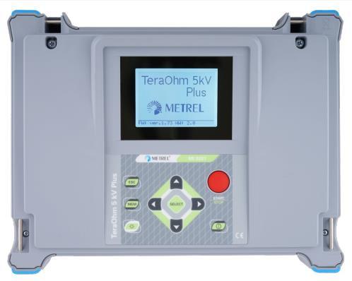 MI3201 TeraOhm 5kV Plus