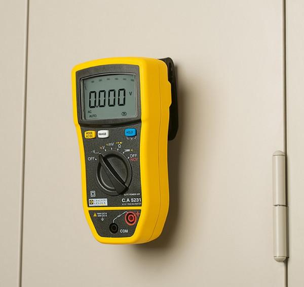 C.A 5231 Multimeter (TRMS) + Zange Mini 03 (100A)