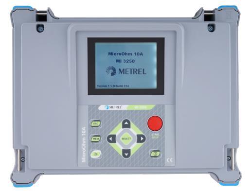 MI3250 MicroOhm 10A